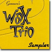 Wax Trio Sampler Album